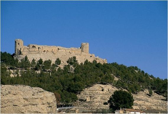 Actividades en torno al balneario visitas guiadas - Castillo de ayud calatayud ...