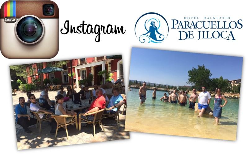 grupo de instagram en el balneario de paracuellos