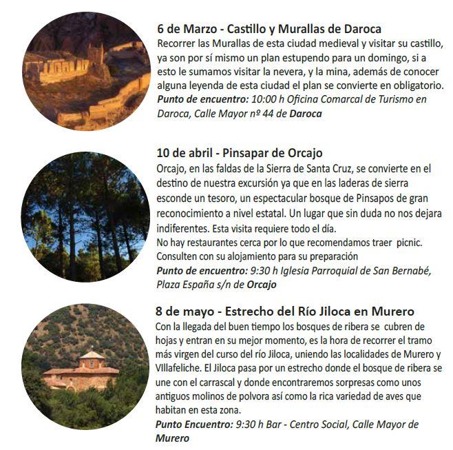 Rutas por Aragon, Daroca