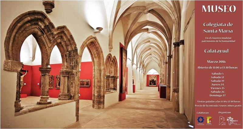 museo santa maria Calatayud