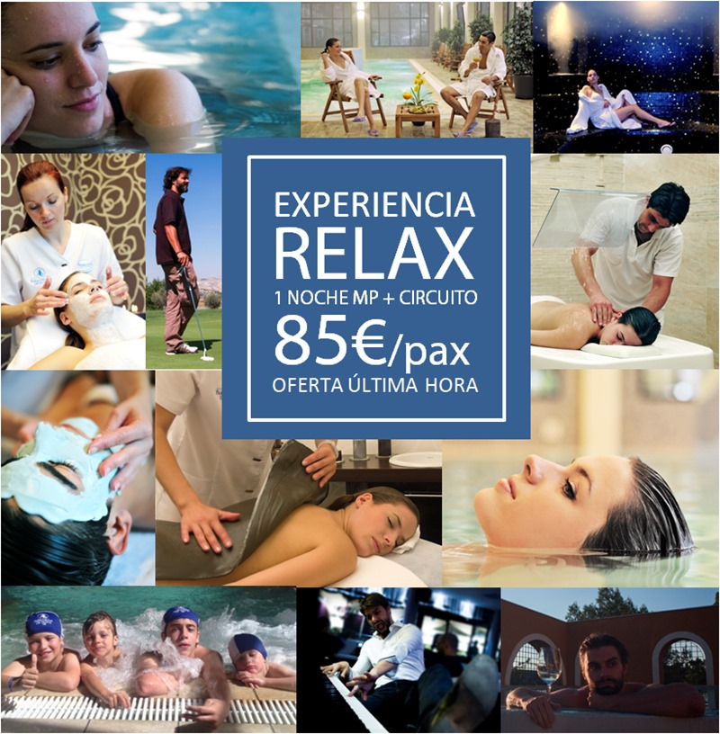 experiencia relax