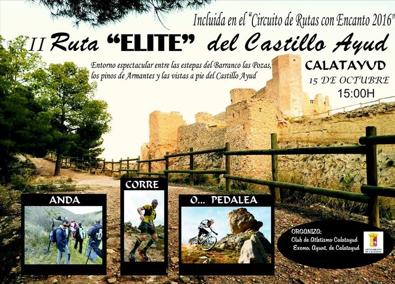 II Ruta Élite Castillo de Ayud