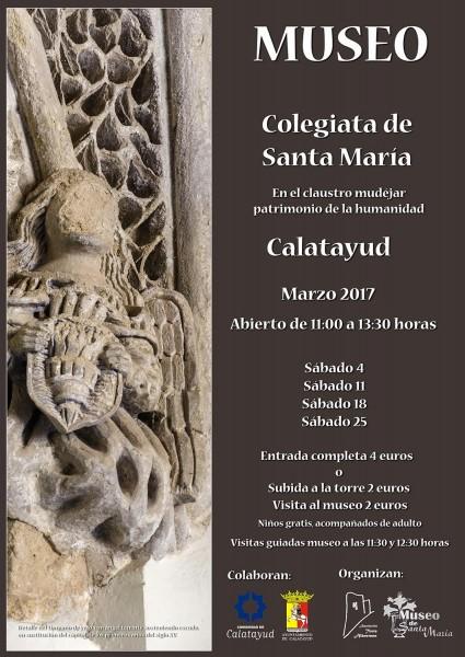 visita a Santa Maria de Calatayud