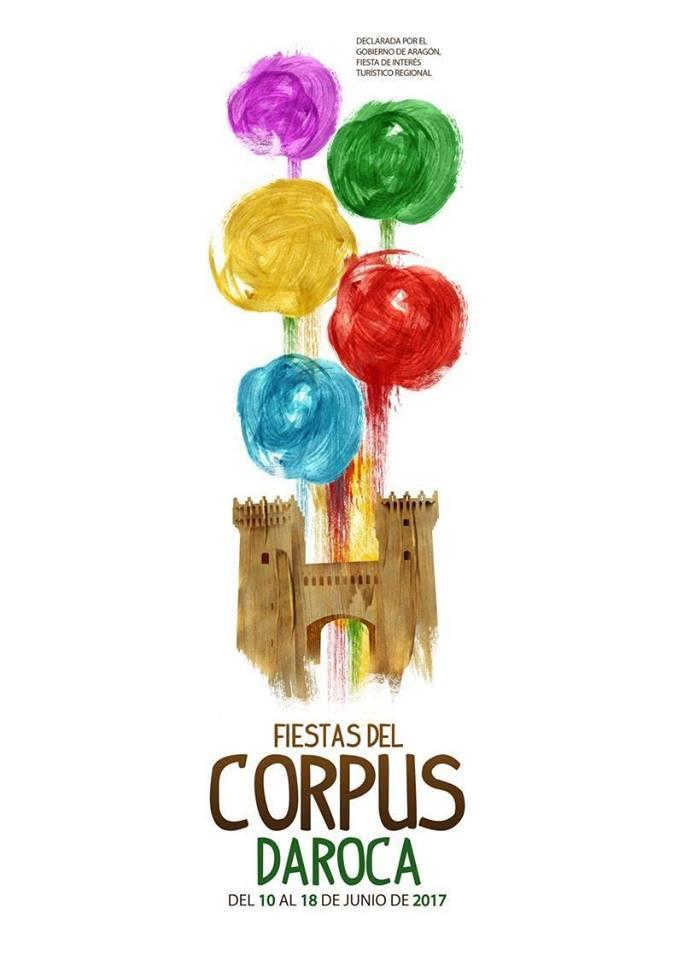 fiestas del corpus daroca 2017