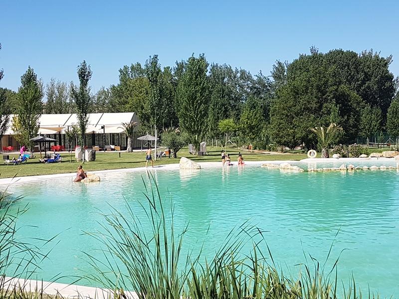 lagos naturales balneario aragon