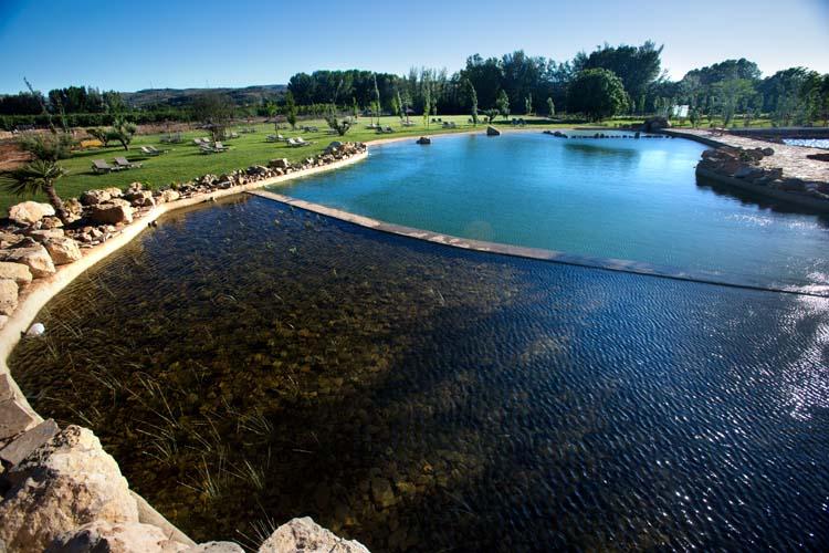 lago balneario