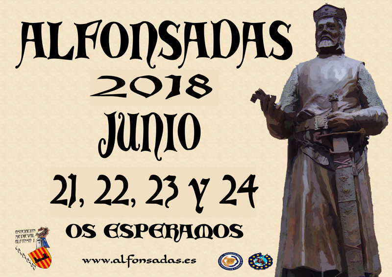 Alfonsadas Calatayud 2018