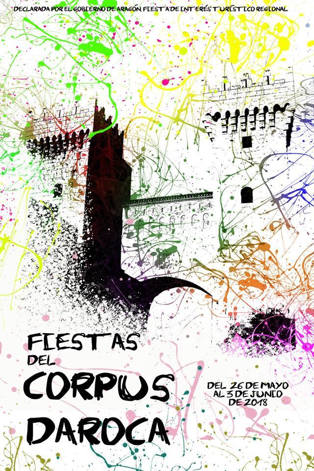 fiestas corpus daroca