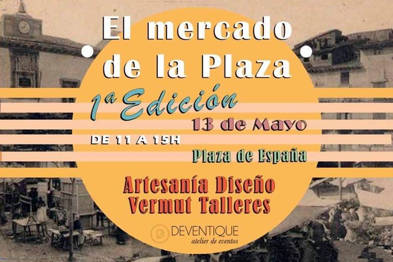 mercado de la plaza calatayud