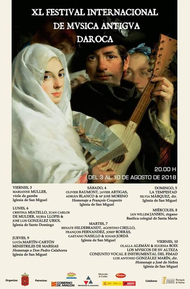 festival musica antigua daroca