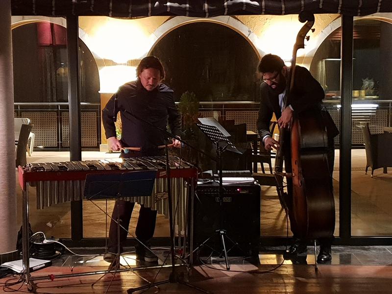 jazz balneario de Paracuellos