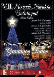 Mercadillo navideño Calatayud