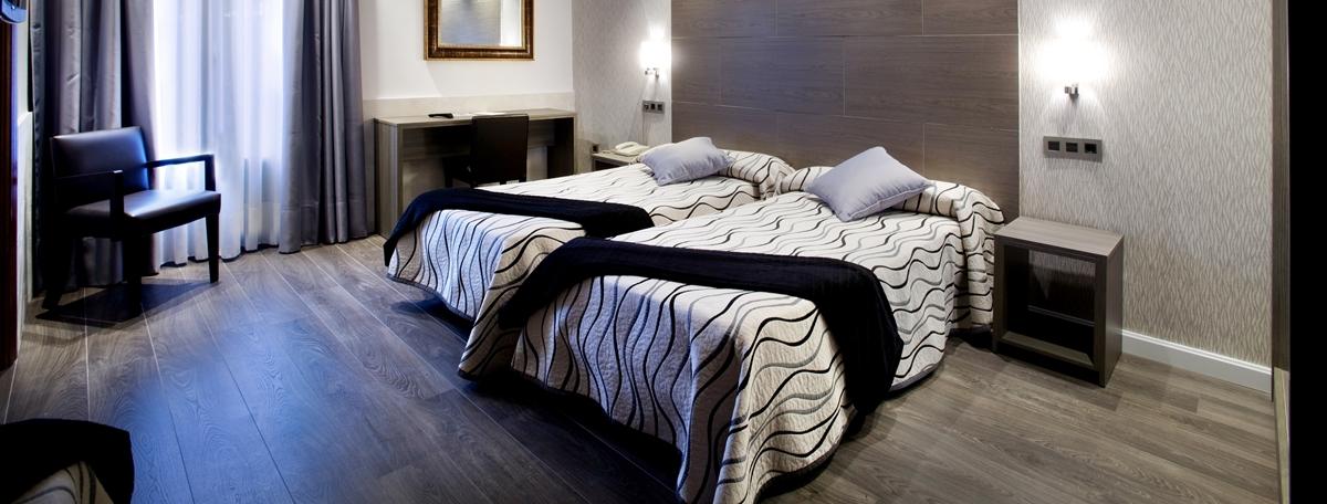 Habitaciones hotel Balneario