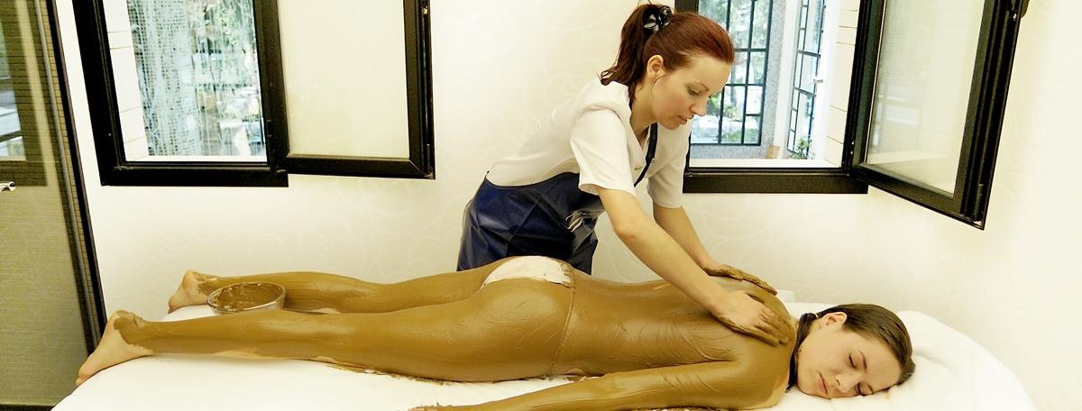 Tratamientos chocolate balnearios
