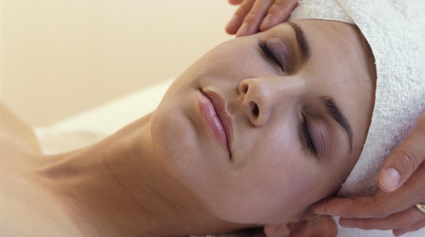Cuidado facial Balneario