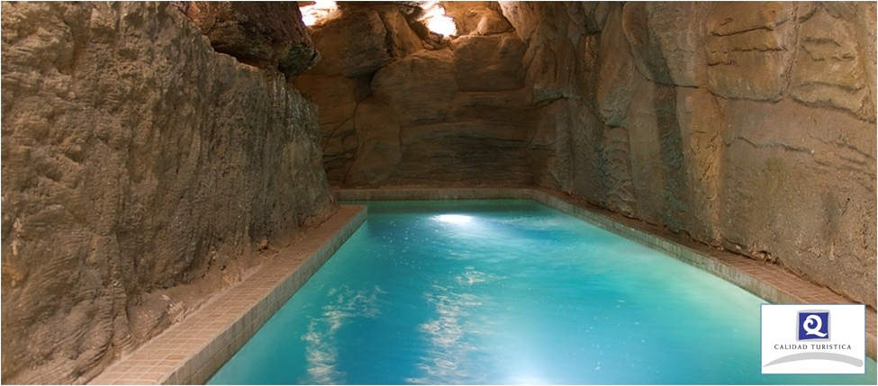 Cueva termal Balnearios de Aragon