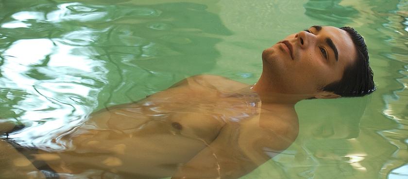 Baño relajante Balneario