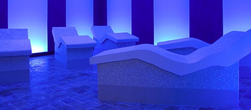 Sala relax Balneario