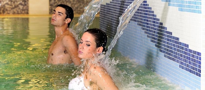 Tratamientos termales chorros balnearios