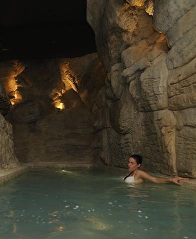 Cueva termal balneario